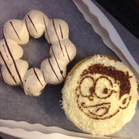 Photo taken at Mister Donut by Nada P. on 11/1/2015