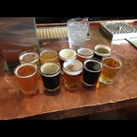 Photo taken at Arbor Brewing Company by Sean T. on 6/11/2013