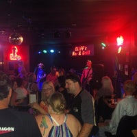 Photo taken at Cliff's Bar And Grill by Goldie on 8/15/2015