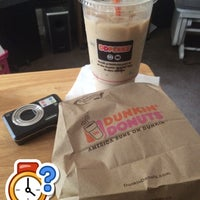 Photo taken at Dunkin' Donuts by Goldie on 5/30/2015