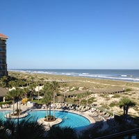 Photo taken at The Ritz-Carlton, Amelia Island by Hello K. on 10/28/2012