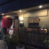 Photo taken at 和外伝ぜろ by Testunari T. on 9/22/2017