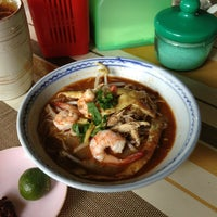 Photo taken at T-Not Laksa by Azri M. on 3/2/2013