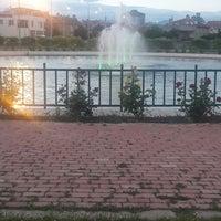 Photo taken at Alpaslan Parkı by Derya Ç. on 5/11/2018