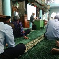 Photo taken at Masjid Al Amin Kemenkeu by rizki a. on 1/27/2016