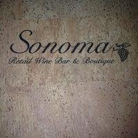 Foto tirada no(a) Sonoma Wine Bar & Restaurant por Kevin R. em 2/3/2013
