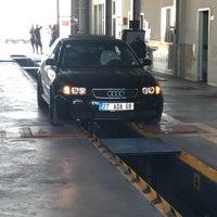 Photo taken at TÜVTÜRK Araç Muayene İstasyonu by Harun H. on 7/24/2017