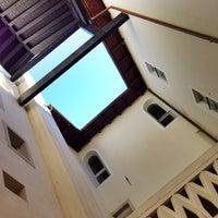 Photo taken at Casa d'Arte Futurista Fortunato Depero by Darren M. on 12/6/2013