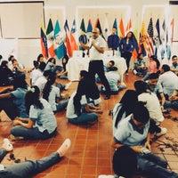 Photo taken at Universidad Especializada de las Américas (UDELAS) by dimas   on 6/19/2015