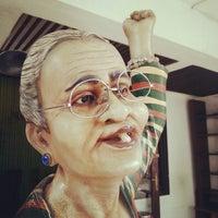Photo taken at Mbah Jingkrak by Seto P. on 10/28/2012