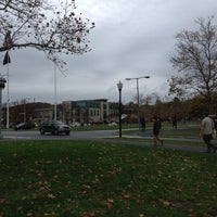 Photo taken at Isenberg School of Management, UMass Amherst by Trista H. on 10/31/2012