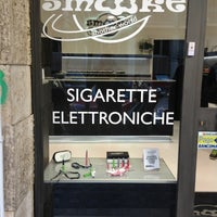 Photo taken at Smooke Roma - Aurelia Trionfale by Cristiano P. on 1/12/2013
