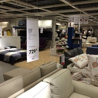 Photo taken at IKEA Montréal by Yves S. on 10/13/2014