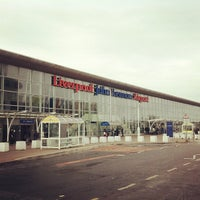 Photo taken at Liverpool John Lennon Airport (LPL) by Ilseop H. on 12/10/2012