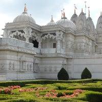 Photo taken at BAPS Shri Swaminarayan Mandir by Peter J. on 8/27/2013