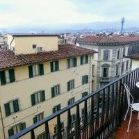 Foto scattata a Hotel Machiavelli Palace Florence da Peter J. il 12/7/2017