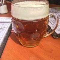 Photo taken at Restaurace č.p.4/1 by Milan B. on 8/25/2014