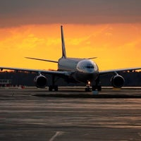 Снимок сделан в Международный аэропорт Шереметьево (SVO) пользователем Owl B. 11/15/2013
