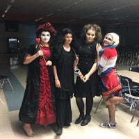 Photo taken at Brewer High School by Cat🌺 @. on 10/2/2016
