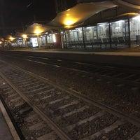 Photo taken at Gare SNCF du Mans by Christophe O. on 10/25/2017