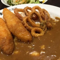 Photo taken at カレーハウスCoCo壱番屋 関鋳物師屋店 by chibiimo on 8/25/2016