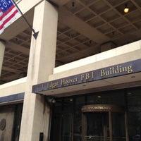 Photo taken at FBI - Washington Field Office by Mhmtali on 6/17/2016