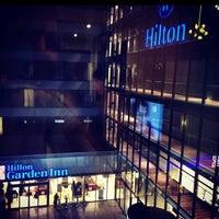 Photo taken at Hilton Frankfurt Airport by Mhmtali on 11/18/2014