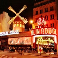 Photo taken at Moulin Rouge by ✈✈ Mhmtali. ✈✈ on 5/28/2013
