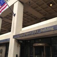 Photo taken at FBI - Washington Field Office by Mhmtali on 5/30/2013