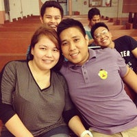 Photo taken at Cosmopolitan Evangelical Church by Cherry Y. on 3/15/2013