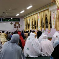 Photo taken at Sekolah Kebangsaan Bandar Setia Alam by Nurhayati Y. on 7/17/2014
