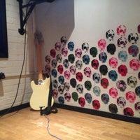 Photo taken at Eiger Music Studios by Matt S. on 6/28/2014