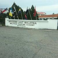 Photo taken at Akademi Laut Malaysia (ALAM) by Nadhirah R. on 9/4/2016