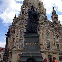 5/14/2013 tarihinde Mikhail S.ziyaretçi tarafından Martin-Luther-Denkmal'de çekilen fotoğraf