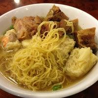 Photo taken at New Hon Wong Restaurant 新恒旺大飯店 by Mikhail S. on 12/31/2012