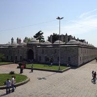 Photo taken at Türk Vakıf Hat Sanatları Müzesi by Mikhail S. on 5/5/2013