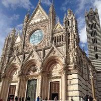 Photo taken at Basilica di San Domenico by Audrey T. on 5/25/2013