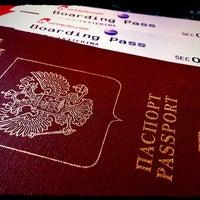 Foto scattata a Passport Control da Ekaterina S. il 2/27/2013