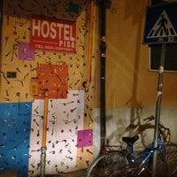 Photo taken at Hostel Pisa by Ekaterina S. on 6/7/2013
