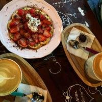 Photo taken at Chum Café by Nazanin S. on 1/18/2016