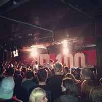 Photo taken at 100 Club by Wil B. on 1/28/2013