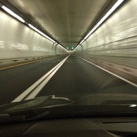 Photo taken at Fort McHenry Tunnel Toll Plaza by BOB W. on 10/16/2012