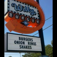 Photo taken at Willy Burger by BOB W. on 12/28/2012