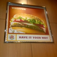 Photo taken at Burger King by santy n. on 12/8/2012