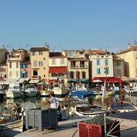 Photo taken at Port de Cassis by Charles L. on 7/21/2013