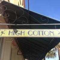 Photo taken at High Cotton Restaurant by Lauren B. on 2/10/2013