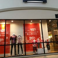 Photo taken at GAP Outlet by 'Dee F. on 2/8/2013