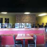 Photo taken at Your Pie Eastside by Courtney L. on 2/25/2013