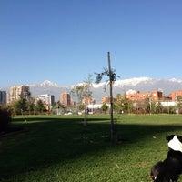 Das Foto wurde bei Parque Juan Pablo II von Katherine A. am 7/15/2013 aufgenommen