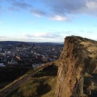 12/9/2012 tarihinde Daniel B.ziyaretçi tarafından Holyrood Park'de çekilen fotoğraf